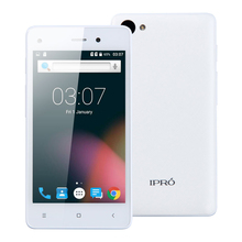 IPRO WAVE 4.0II Celular Android 5.1 Smartphone Quad-core 512BM RAM 4GB ROM WCDMA Unlocked Mobile Phone Dual SIM 3G Cell phones