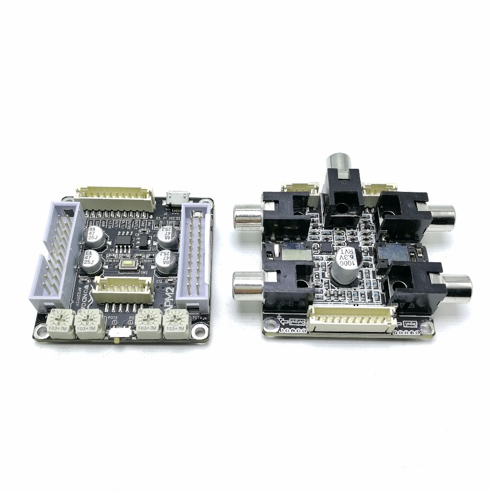 Sigmadsp Adau1701 Dsp Tuning Module compatible With Adau1401a Home Appliance Parts