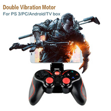 Gamepad Wireless Bluetooth Controllers Gaming Joystick for PS 3 PlayStation 3 Smart TV PC TV Box Android iphone Gamepad