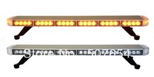 High quality 80cm DC12V 54W Led car warning lightbar,emergency lights for police amabulance fire truck, 11flash,waterproof