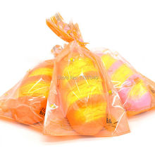 10 PCS Upscale Colossal Italy Bread Squishy Super Slow Rising Bakery Scented 24cm Original Package