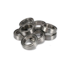 Rolling Bearing Oil Bearing 1/10 RC Hobby Model Car Buggy Truck Upgraded Hop-Up Parts HSP Axial HPI Traxxas Himoto 1/16 Traxxas(China)
