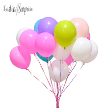 Balloons 20pc Thick 2.2g Birthday Ballons Decorations Wedding Ballons Tiffany Blue Globos Party Decorations Kids Mariage Supplie