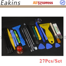 Free shipping Mobile Phone Repair Tools Kit Spudger Pry Opening Tool Screwdriver Set for iPhone iPad Samsung Cell Phone Hand Too