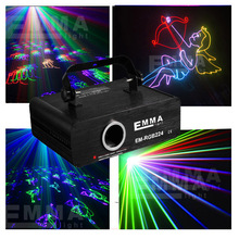 600mW RGB Full color ILDA DJ Laser Stage Lighting (Special offer)(China)