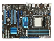 Used,for Asus M4A87TD Desktop Motherboard 870 Socket AM3 DDR3 SATA3 USB2.0 ATX(China)