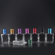 MUB - New Arrival 17ml Small Contenitori Cosmetici Vuoti Refillable Glass Tracal Bottles Frasco De Perfume