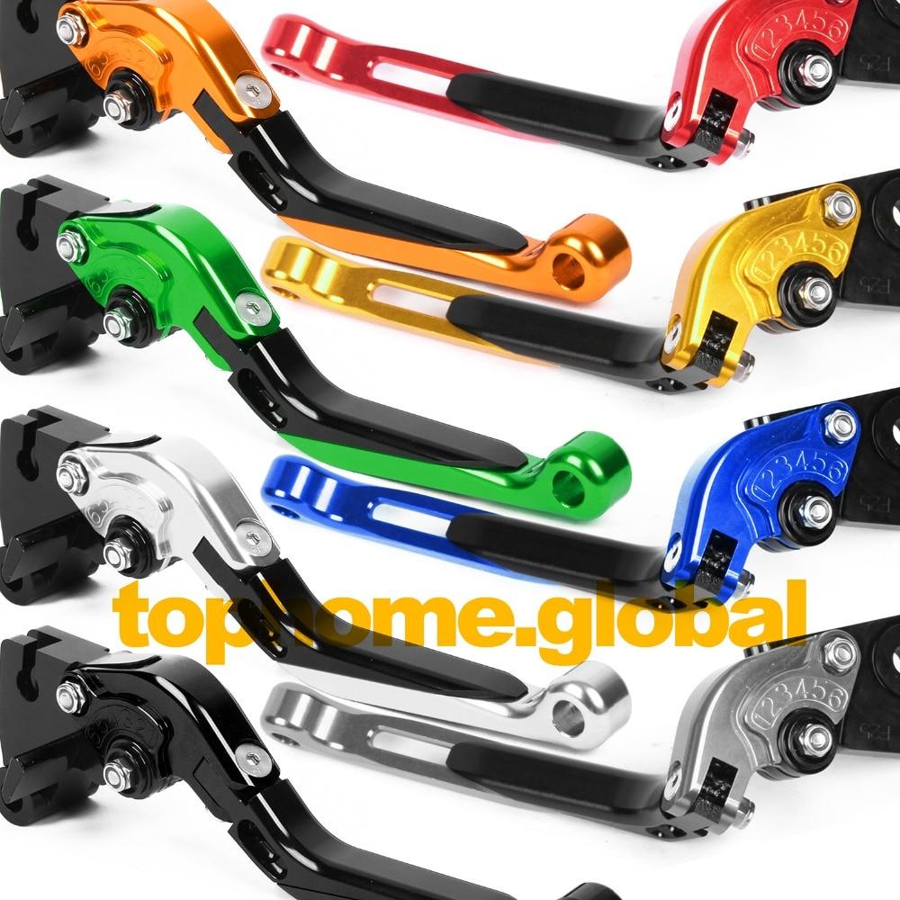 For Honda CB599 CB600F HORNET 2007 - 2013  Foldable Extendable Brake Clutch Levers CNC Folding Extending 2008 2009 2010 2011 12 <br><br>Aliexpress