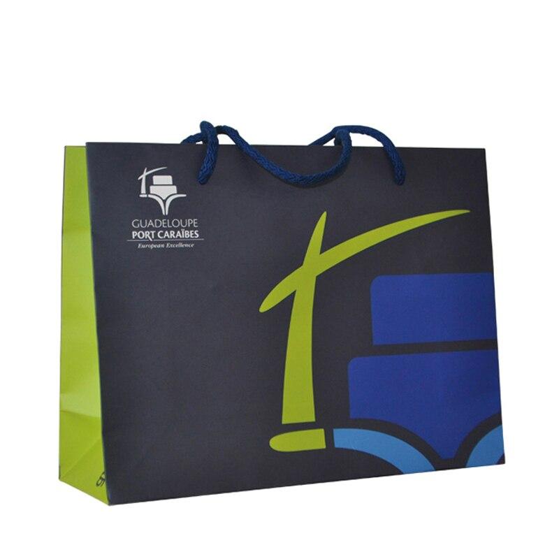 custom packaging paper bag