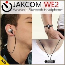JAKCOM WE2 Smart Wearable Earphone Hot sale in TV Stick like screen cast Android Tv Usb Dongle Cast(China)