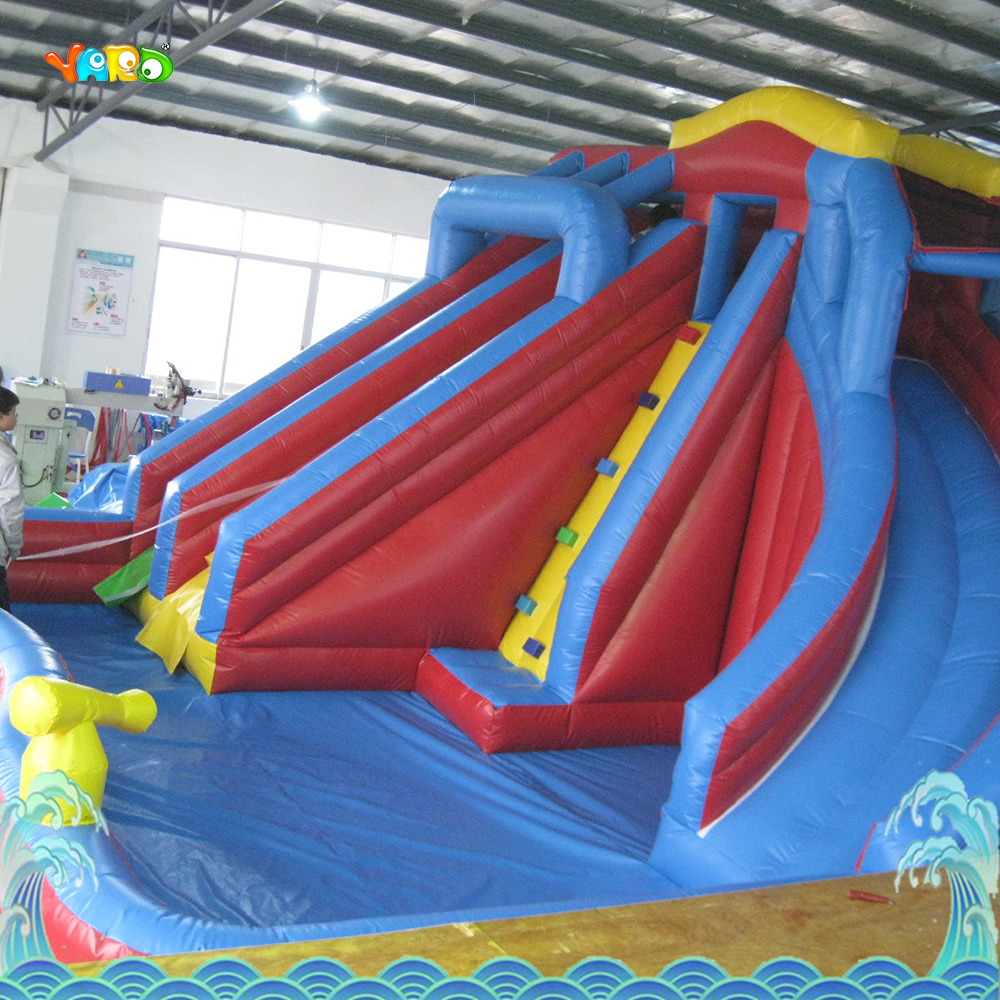 9229 inflatable water slide 3