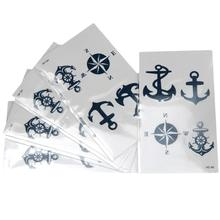 AG 26 Mosunx Business 2016 Hot Selling 1Pcs Waterproof Tattoo Stickers