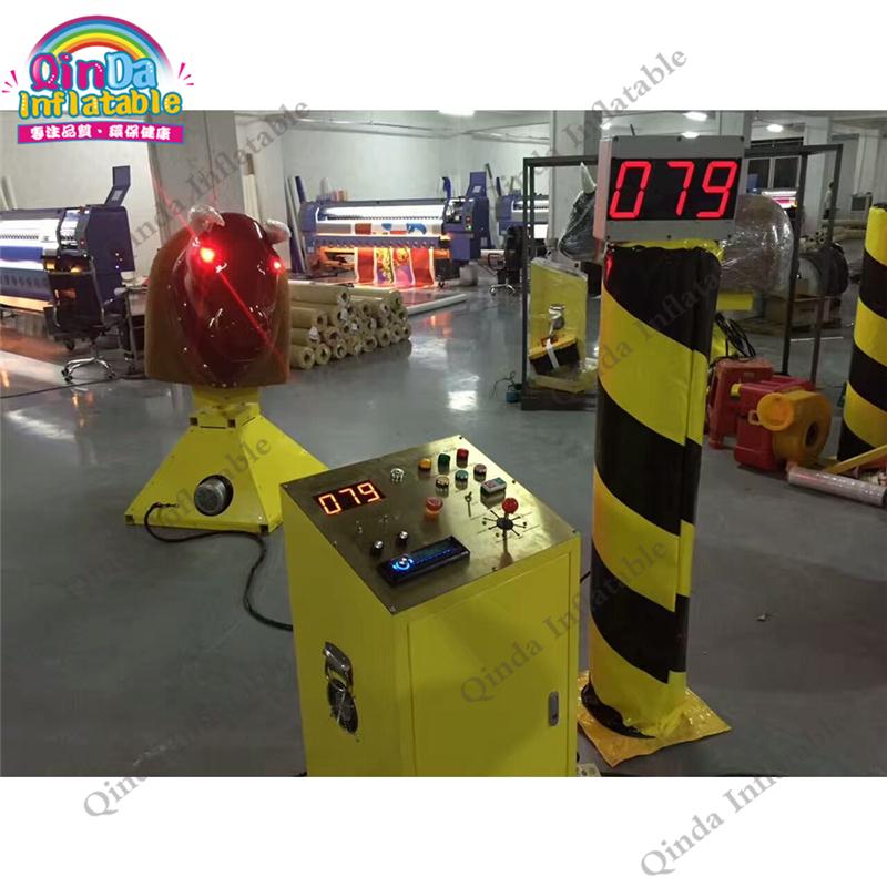 inflatable mechnical bull mat58
