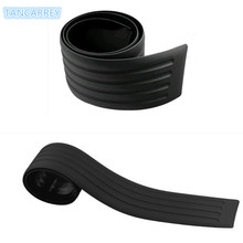 Car Styling Rubber Bumper Protector Stickers BMW E46 E39 E60 E36 E90 F30 F10 X5 E53 E70 E30 E34 AUDI A3 A4 B6 B8 accessories