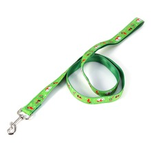 Nylon Pet Dog Leash Dog Leash Lead Strap Collar Fashinable Winter Christmas for Dog Perfect Gifts new
