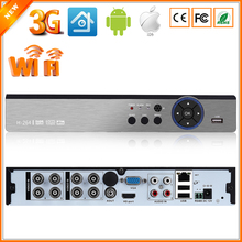5 in 1 Security CCTV DVR 4MP For AHD CVI TVI Analog IP Camera 4MP Resolution Hybrid Video Recorder 4CH 8CH DVR Motion Detect