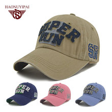 2016 New Fashion Letter Baseball Cap Women Men Cap Outdoor Sports Golf Polo Basketball Cap Hip Hop Casquette 5 Colors Retail