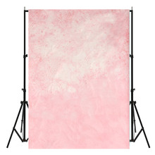 7x5ft Pink Children Baby Photography Backdrops Photo Background Studio Props Rich Patterns Realistic