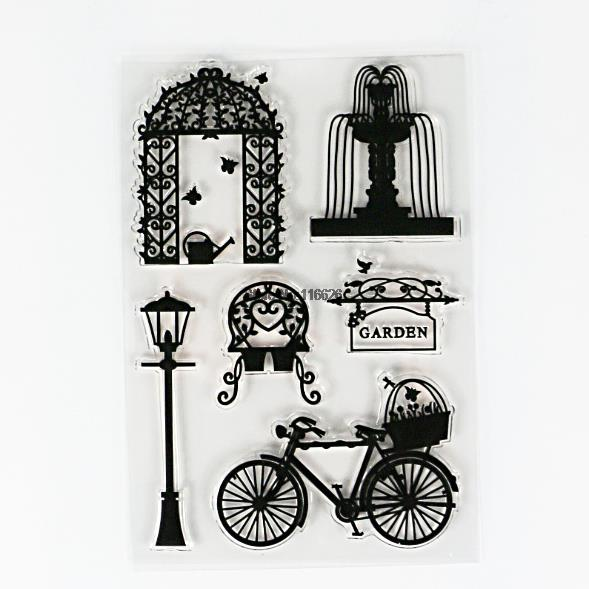 new diy rubber stamps w/wedding decoraion theme high quality hard material love clear seal on scrapbook<br><br>Aliexpress