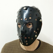 High Quality 2017 News Black Thick Jason Masks Voorhees Freddy Hockey Festival Halloween Masquerade Cosplay Mask Party Costumes