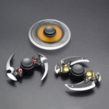 Hot High Speed Hand Spinner Fidget Toy Outdoor Cool Metal Rotate Darts Spinner Stress Wheel Alloy Finger Spinner Anti Stress Toy