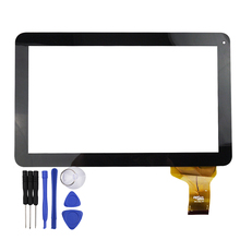 "10.1"" inch Touch Screen MF-595-101F-2 FPC for Irulu eXpro x11 Tablet Digitizer Panel Glass Sensor Replacement  Free Shipping"