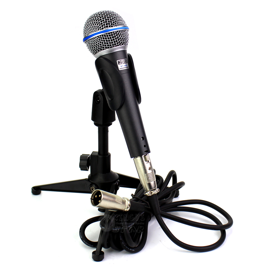 Professional Wired Handheld Mic 3