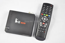 ACEMAX New KIII PRO DVB-S2 T2 Combo TV Box CCCAM PowerVU Amlogic S912 OCTA Core Hybrid Set Top Box PVR Timeshift UHD 4K Kodi
