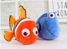 Finding Nemo Plush Toys, Nemo And Dory Fish Stuffed Animal Soft Plush Toy Doll  Free Shipping