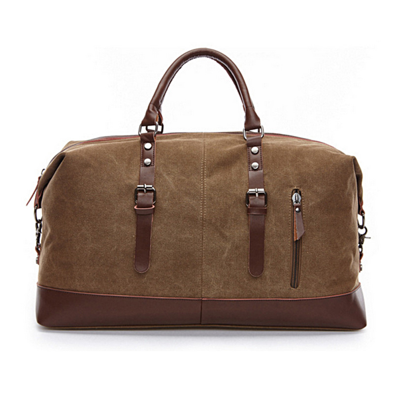 Large Capacity Mens Crossbody Messenger Bags Male Trip Daily Use New Men Travel Handbag Canvas Shoulder Casual Bag<br>