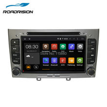 2Din Capacitive Screen Quad Core Android 5.1.1 Multimedia Car DVD Navigation For peugeot 408/308/308SW Autoradio Stereo headunit
