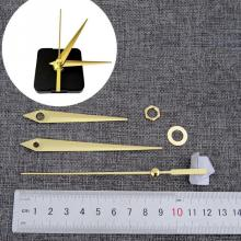Long Hand Quartz Clock Movement Mechanism DIY Kit Battery Powered Hand Tool