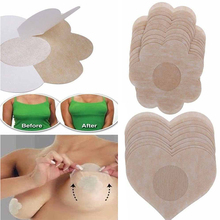 Women Picking Sticker Bra Invisible Tape Boob Enhancer Nipple Cover Pad Instant Lift Breast Invisible Bra Tape