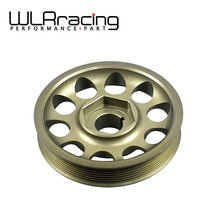 Racing Light- Weight Crank Pulley For CIVIC FD2 FD2R 2.0 K20A