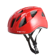 Children Kids PVC + EPS material Safety Helmet Sports Outdoor Cycling Riding Skating for 8 - 15 years old child 5 Colors(China)