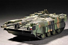TRUMPETER  07298  1/72 Swedish Strv 103C MBT  Assembly Model kits scale model  3D puzzle vehicle model