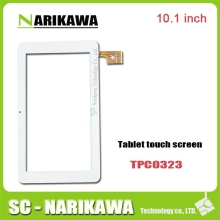 "oiginal 10.1"" inch for Sanei N10 AMPE A10 Quad Core TPC0323 VER1.0 Touch Screen Panel Digitizer 256*172mm or 263*172m  Tablet PC"