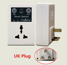 1 Piece EU/ UK/ AU Plug Cellphone Phone PDA GSM RC electric wireless remote control switch and sockets
