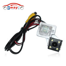 BW8050 China Post Free Shipping 100% Waterproof 170 Degree Wide Angle rear camera for Suzuki SX4 Hatchback Car Rear View Camera