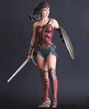 Wonder Woman Action Figure 1/6 scale painted figure Justice League Wonder Woman PVC figure Toy Brinquedos Anime(China)