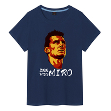 New Fashion Men's T shirts Miroslav Klose cool Germany Bremen Tees Cotton Clothing Plus Size(China)