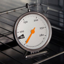 Mini Stainless Steel 50-280 C Oven Thermometer Cake Bread Microwave Oven Thermometer Kitchen Thermometer EZLIFE MS555