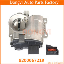 NEW HIGH QUALITY THROTTLE BODY FOR 8200067219