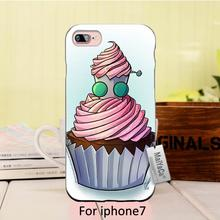 Chocolate Nutella Cupcakes Amazing new arrival phone case cover For case iPhone 7