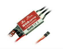 Drone parts hobbywing esc Tewei Series 60a Rotor ESC Opto 3-6s Speed Controller(China)