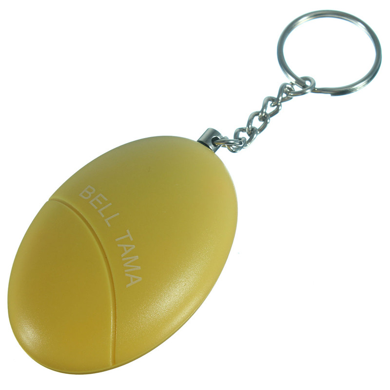 2016 New Arrival Anti Lost Personal Portable Guard Safety Security Alarm Keychain Yellow Free Shipping<br><br>Aliexpress
