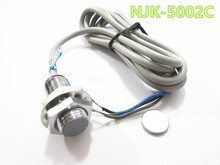 FREE SHIPPING 10PCS Hall sensor proximity switch njk-5002c npn line magnet 100% NEW ORIGINAL