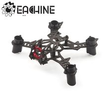 Eachine BAT QX105 Micro FPV Racing Quadcopter Spare Parts 1.5mm Carbon Fiber DIY Frame Kit(China)