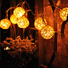 4M 20pcs Pinecone Leaves Garland String Fairy Light Outdoor Garden Patio Light Holiday Christmas String Light For Party Wedding