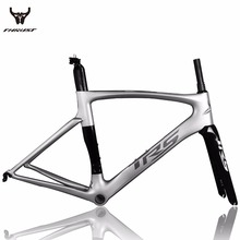 Brand THRUST Carbon Bike Frame Alloy Color Design Bicycle Frames China Super Light Carbon Road Bike Frame Road Racing Bicycle